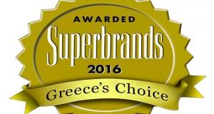 λογοτυπο Superbrands