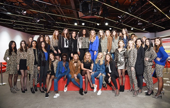 Esmara By Heidi Klum Lidl Fashion Presentation At New York Fashion Week #Letswow - Runway